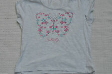 Unbranded Girls' Scoop Neck Cotton Blend T-Shirts & Tops (2-16 Years)