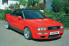 Kerscher Frontansatz RS Audi 80 Typ 89 B3 Limo 3035100 KER / NEU / RIEGER-Tuning