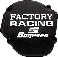 Honda CR250 2002-2007 Boyesen Factory Racing Ignition Cover Black CR 250 CR250R