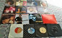 "16 X Cliff Richard 7"" Singles  12 Picture Sleeves.Vinyl  15 EXC 1 VG. All shown"