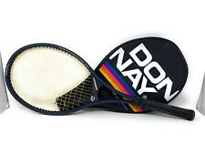 New listing Donnay Tennis Racquet Golden Team Midsize 4 1/8in Made In Belgium Sup./ Light 1