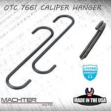 OTC (7661) Caliper Hanger Set Suspension Disc Brake Caliper Service Tool Machter