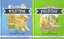 ANDREX PUPPY - PUPPY TALES SET OF 4 BOOKS - GERALD DURRELL - ANDREX 1993 1st Ed