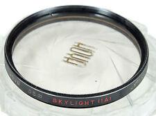 HOYA 55mm Skylight (1A) Coated Both Sides + Case