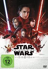 Star Wars 8: Die letzten Jedi DVD NEU OVP Teil 8 Vorbestellung