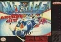 Hit The Ice - Nintendo SNES Game Authentic