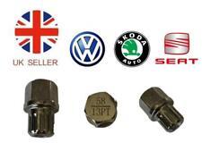 Vw Seat Skoda Locking Wheel Nut Key No.58 with 13 Flat splines