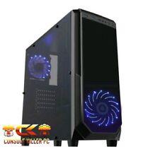 Ryzen 3 Quad Core Gaming PC Computer 3.4GHz 8GB 1TB GTX 1050ti Custom Desktop