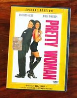 Pretty Woman Film di Garry Marshall con Richard Gere Julia Roberts DVD Romantici