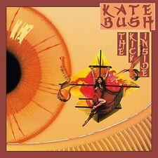 KATE BUSH - THE KICK INSIDE - CD REMASTERED *NEW & SEALED*