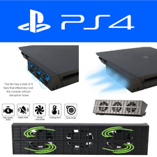 PS4 Slim Externo Turbo Ventilador De Refrigeración Usb Cooler PlayStation 4 Slim