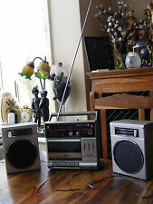 Toshiba Radio Portable Stereos and Boomboxes