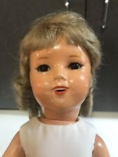 "Vintage 17"" Scioto doll #679 Beautiful Shirley Temple?"