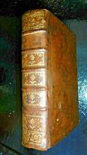 DICTIONNAIRE MEDICINAL PORTATIF-REMEDES POUR LES CHEVAUX & LES BESTIAUX-1763-