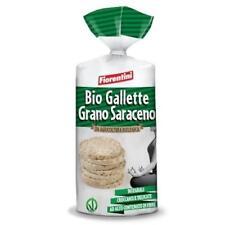 Galettes de Sarrasin Bio Fiorentini 120 Gr sans Gluten Végétaliens