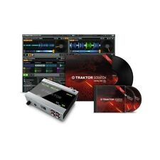 NATIVE INSTRUMENTS traktor scratch A6 scheda audio timecode software garanziaIT