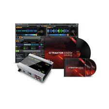Native Instruments Traktor Scratch a6 soundcard timecode software garanziait
