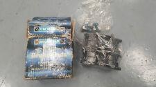 PEUGEOT BRAKEWORLD BRAKE PADS BW337 E1190R01187/3510 1xAXLE SET