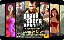 Grand Theft Auto IV: Complete Edition {GTA 4 + Episodes} (PC) [Steam]