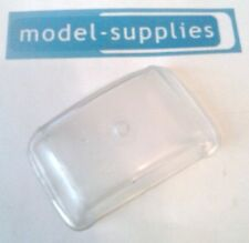 Dinky 165/256 Humber Hawk/Police reproduction clear plastic window unit