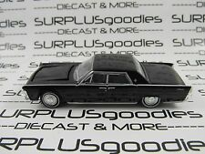 GREENLIGHT 1/64 Scale LOOSE Black American Classic 1965 LINCOLN CONTINENTAL