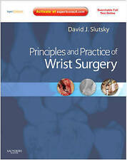NEW Principles and Practice of Wrist Surgery with DVD, 1e