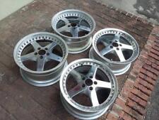"JDM 18"" Work Equip 05 wheels rims pcd114.3x5  is250 gs400 ls400 r32 rx7"