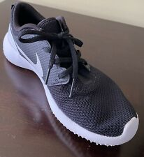 Nike Boy Youth Golf Shoes Size 6Y Black/White
