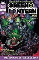 Green Lantern Season 2 #6 (Of 12) Cvr A Liam Sharp (2020 Dc Comics)