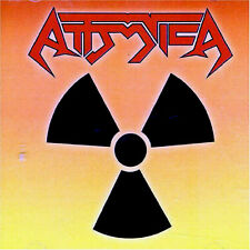Attomica - Attomica 80´s Thrash RARE w/ Bonus New Euro version