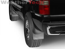 WeatherTech No-Drill MudFlaps - Chevy Silverado without FF-1999-2006 - Full Set