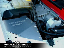 PROCESS WEST FORD FALCON BA BF XR6 TURBO AIR BOX 4 INCH COMPLETE WITH K&N FILTER