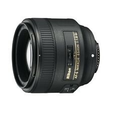 Nikon AF-S NIKKOR 85mm f/1.8G Lens NEW from Japan