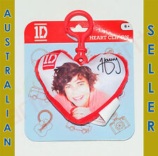 One Direction Heart Clip On - HARRY