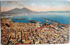1910 NAPOLI Panorama da San Martino ediz.Cesare Capello