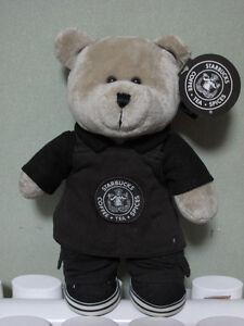Rare Starbucks Coffee Pike Place Local Bearista Bear