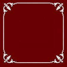 Decken/Wandspiegel aus Stuckgips