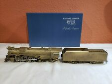 HO SCALE BRASS UNITED  SCALE MODELS KANAWHA C&O 2-8-4.