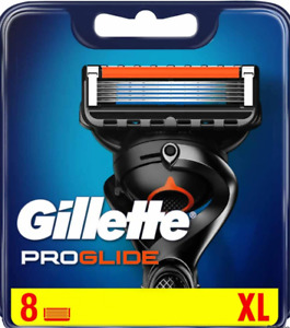 Gillette  ProGlide  Razor Blades 8 count NEW LOOK