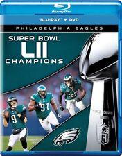PREORDER MAR 6 PHILADELPHIA EAGLES SUPER BOWL LII 52 CHAMPIONS New Blu-ray + DVD