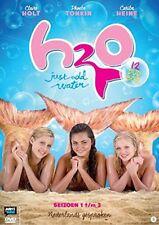 H2O - JUST ADD WATER : SEASON 1 2 & 3 BOX  DVD - PAL Region 2 - H20