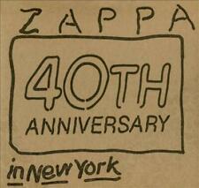 FRANKZAPPA - ZAPPA IN NEW YORK 40TH ANNIVERSARY (5 CD) NEW CD