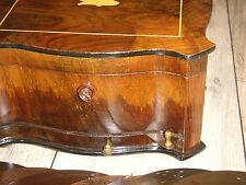 """Polyphon caja de música placas 30 20,7cm caja musical Antique Music Box 30 Discs 8 1/4"""""""
