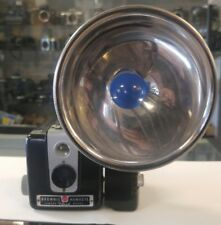 Vintage Kodak Brownie Hawkeye Camera Flash Model with Kodalite Flasholder