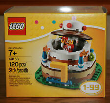 Lego Birthday Table Decoration - 40153