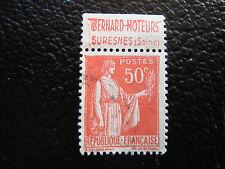FRANCE - timbre yvert et tellier (publicite) n° 283 obl (pub 27a) (A16) stamp