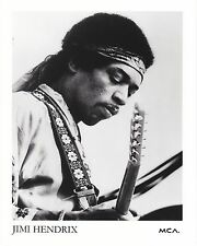 "Jimi Hendrix 10"" x 8"" Photograph no 32"