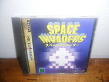 Space Invaders - Sega Saturn - NTSC-J (Jap)