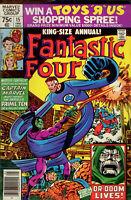 FANTASTIC FOUR ANNUAL #15 - Marvel, 1980