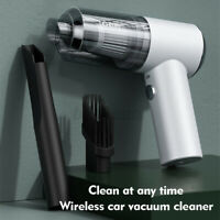 Portable Cordless Vacuum Cleaner Car Home Handheld Wireless Duster Low Noise